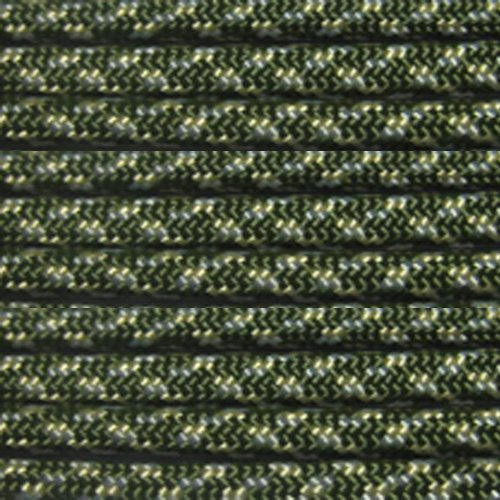 PARACORD PLANET 750 LB Type IV Paracord Authentic Parachute Cord. 11 Core Inner Strands Minimum Break Strength of 750 lb. Available in 10, 25, 50, 100 Foot Hanks and 250 & 1000 Foot Spools by PARACORD PLANET (Image #1)