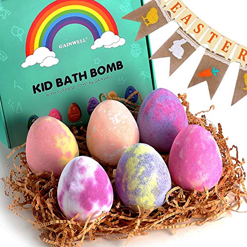 GAINWELL Hatchimal KIDS Bath Bomb Gift Set –XL SIZE(6 x 5 Oz)...