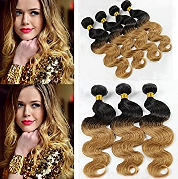 Amazon Com Romantic Angels Remy Brazilian Body Wave Hair Extension