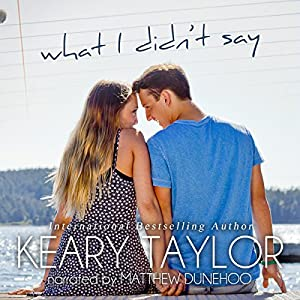 What I Didn't Say Audiobook