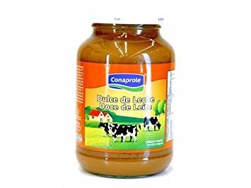 Image Unavailable. Image not available for. Color: Conaprole Dulce De Leche 400g