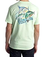 Columbia Men's PFG Offshore Charm Short Sleeve Tee T-Shirt