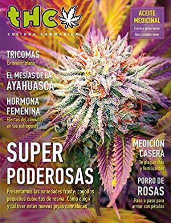 Revista THC Kindle Edition