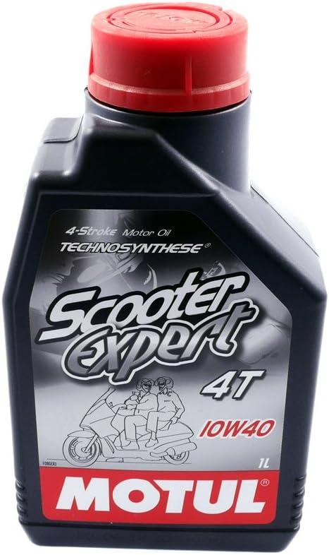 Motoröl Motul 10w 40 4t Scooter Expert Teilsynthetisch 10w40 4 Takt Roller 1 L Auto