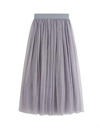 Frühling Frauen Röcke Mode A-Line Frauen Plissee Röcke Hohe Taille Frauen knie-länge Rock