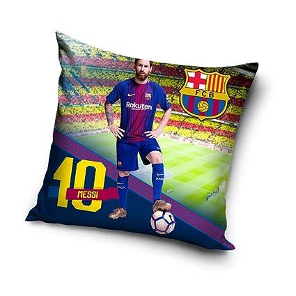 FCB172067 gef/üllt FC Barcelona Kissen