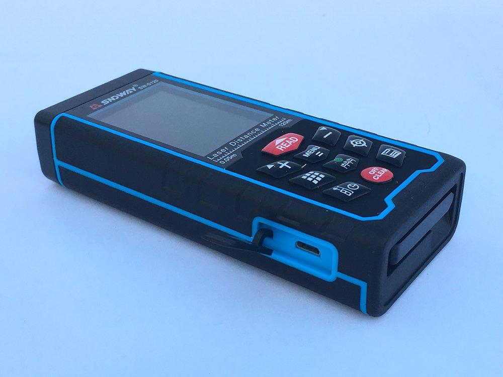 Laser Entfernungsmesser Kalibrieren : Sndway m ft handheld laser distance measuring meter mit