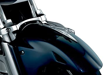 Amazon.com: Kuryakyn Deco Águila Front Fender Ornamento ...