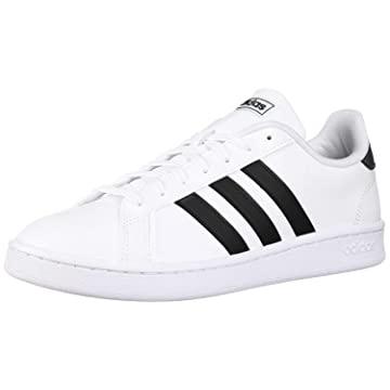 black white shoe