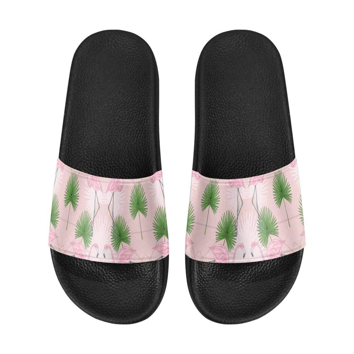 INTERESTPRINT Womens Summer Beach Flat Sandals US6-US12