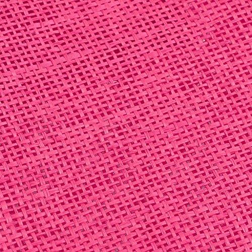 Amazon Aclaramiento Tienda En Línea De Salida MagiDeal Donna Borsa Tote della Tessuta Paglia Sacchetto Spiaggia di Estate - Rosa rosso Aclaramiento De Compra Entrega Rápida Salida d3OKlnVhnQ