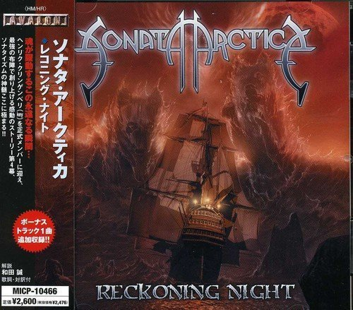 Sonata Arctica-Reckoning Night-JP RETAIL-CD-FLAC-2004-mwnd