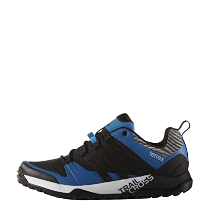 ADIDAS TERREX TRAIL CROSS SL WHITE/BLACK/BLACK - 9,5: Amazon.de ...