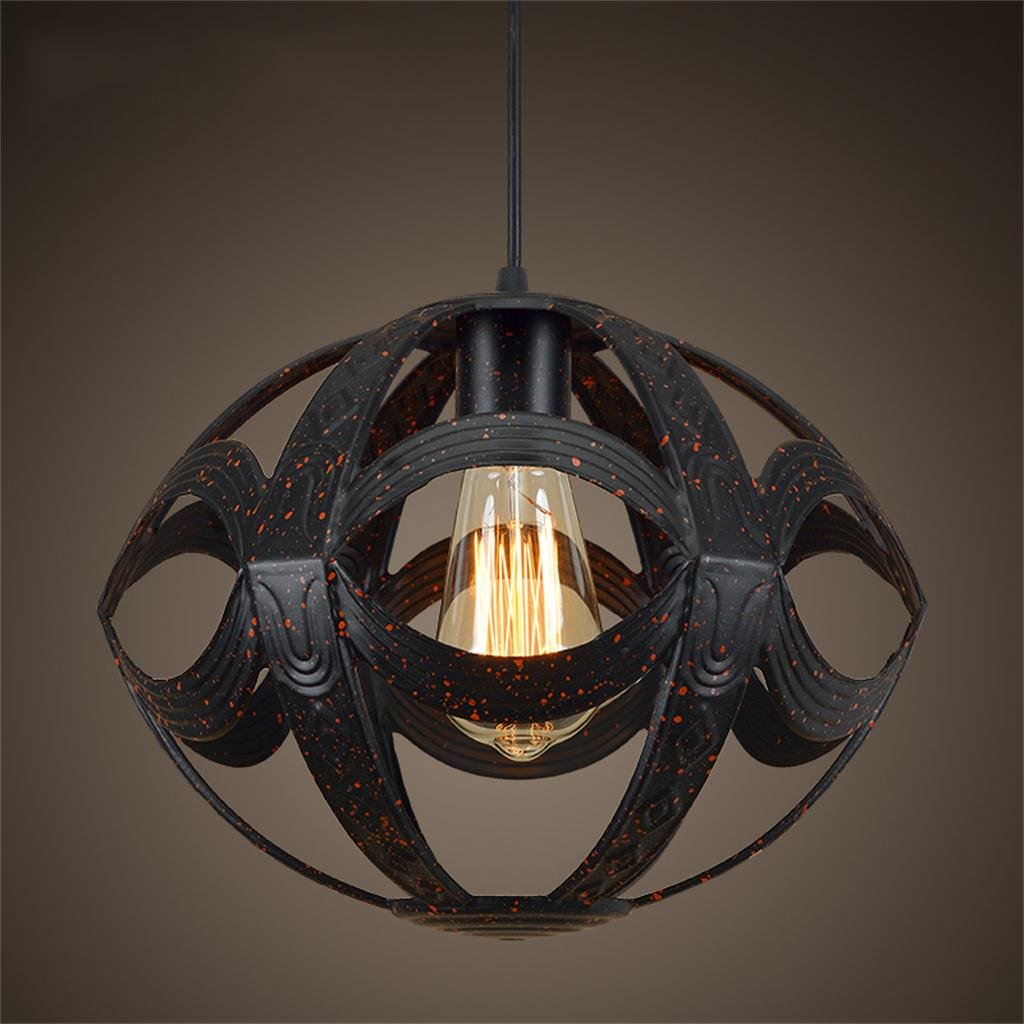 TRRE Amerikanische kreative Eisen Pendelleuchten Wohnzimmer Esszimmer Lampen