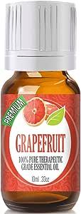 Grapefruit Essential Oil - 100% Pure Therapeutic Grade Grapefruit Oil - 10ml