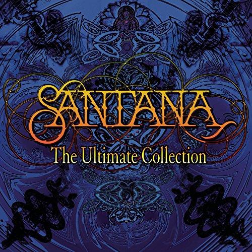 Santana The Ultimate Collection: Santana Ultimate Collection CD Covers
