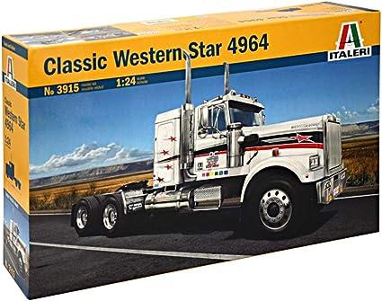 Italeri 1:24 3859 Freightliner FLC Model Truck Kit