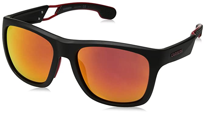 Amazon.com: Carrera Mens 4007/S – Gafas de sol, Negro Mate ...