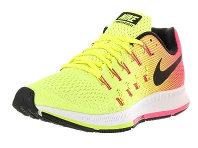 Nike W Air Zoom Pegasus 33 OC, Scarpe da Corsa Donna, Nero ...