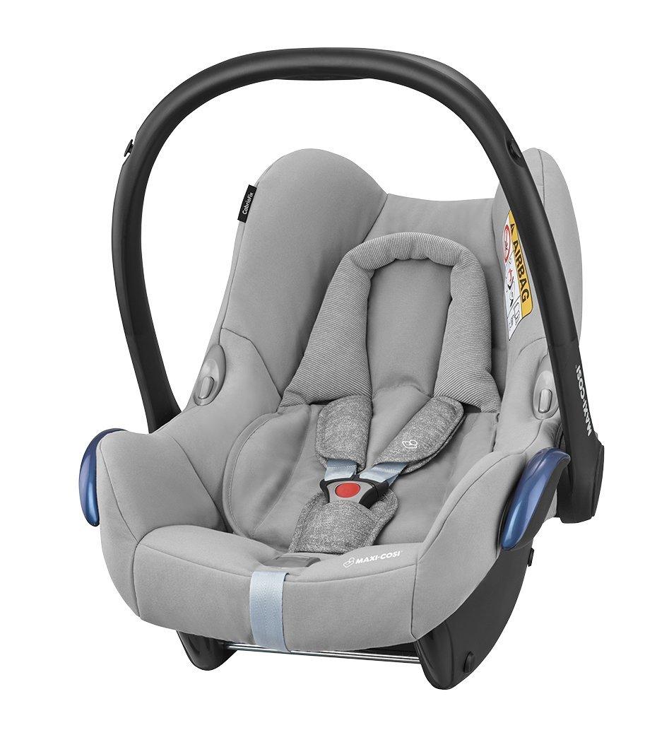 Maxi-Cosi CabrioFix –  Seggiolino per auto gruppo 0 + (0 –  13 kg) Blu nomade Maxi-Cosi CabrioFix-Seggiolino per auto gruppo 0+ (0-13kg) Blu nomade Dorel 8617243111