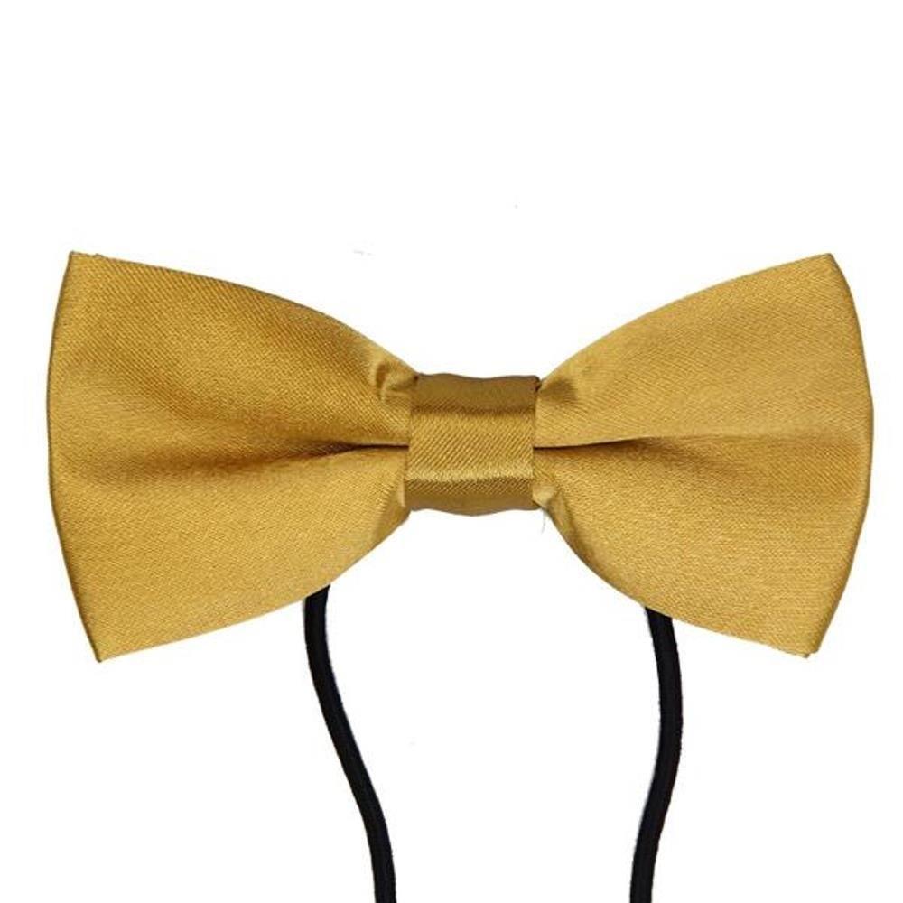 AllRight Pre Tied Bow Tie Kids Bow Tie Elastic Neck Tie