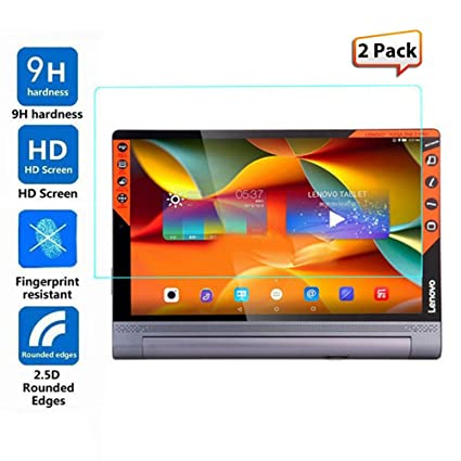 Amazon.com: Luffytops Lenovo Yoga Tab 3 Pro Screen Protector ...