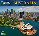 National Geographic Australia 2017 Wall Calendar