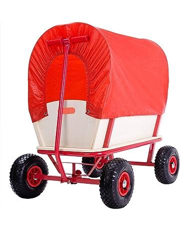 Amazoncouk Kids Pull Along Wagons