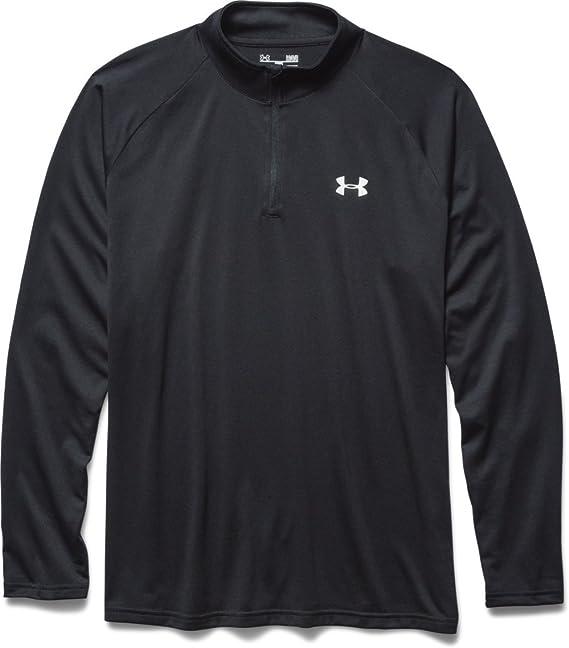 Sweatshirts Ua Tech 1//4 Zip Under Armour Herren Fitness