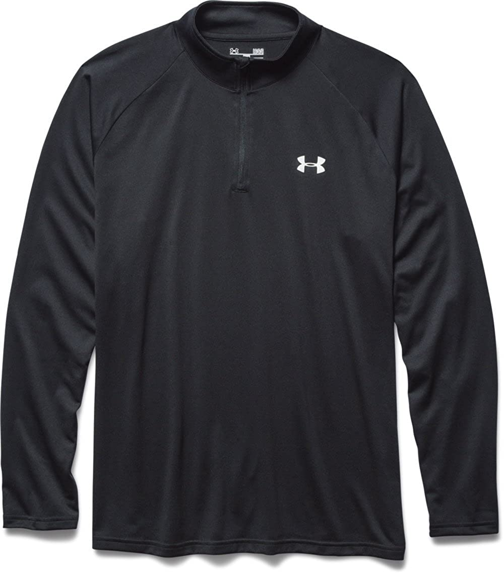 TALLA L. Under Armour UA Tech 1/4 Zip Sudadera, Hombre