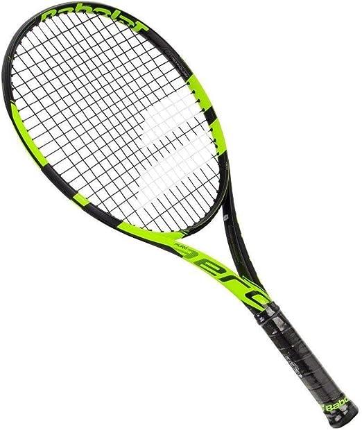 Amazon.com: Babolat Pure Aero Junior 26 racquet- de tenis ...