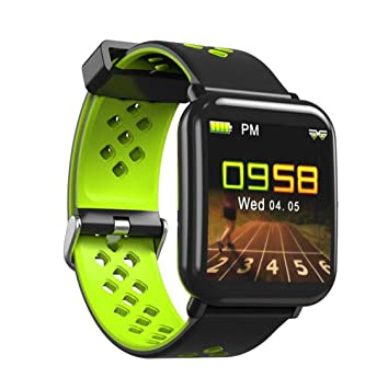 Boyuan DM06 Reloj Inteligente Impermeable IP68 Fitness ...