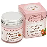 Rose & Co Patisserie de Bain Strawberry Cupcake Hand Cream 30 ml Jar