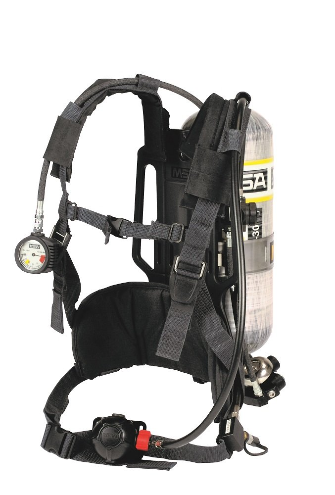 MSA Safety 10147471 Fire Hawk M7XT Carrier and Harness Assembly by MSA