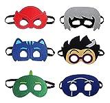 Cartoon Hero Masks Party Supplies Dress Up Costumes