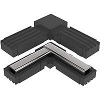 Conectores para tubos cuadrados (en L) - 2