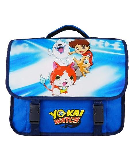 YOKAI WATCH - Bolsa escolar Azul azul