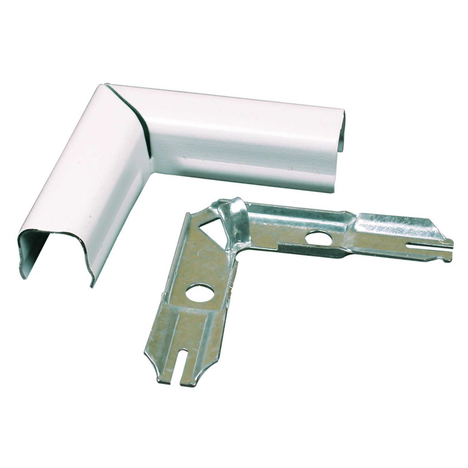 Legrand - Wiremold BWH6 Metal Raceway Flat Elbow