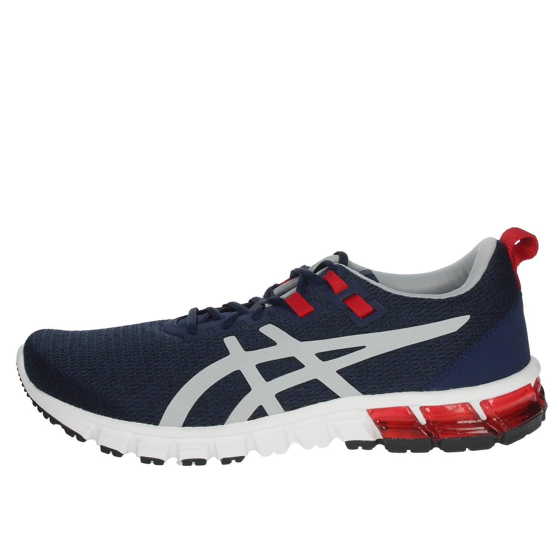 Ciencias Sociales arbusto Residuos  Buy ASICS Men's Black/Piedmont Grey Footwear-9 UK (1021A123) at Amazon.in