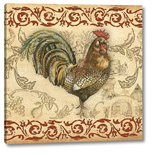 - Toile Rooster III by Gregory Gorham - 20
