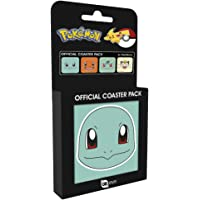 Officially Licensed Pokemon Characters Coaster Set