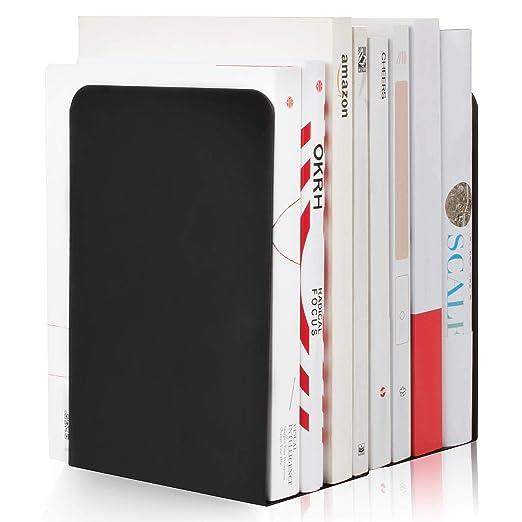 Coppia di fermalibri 160 mm Officemate colore: Nero