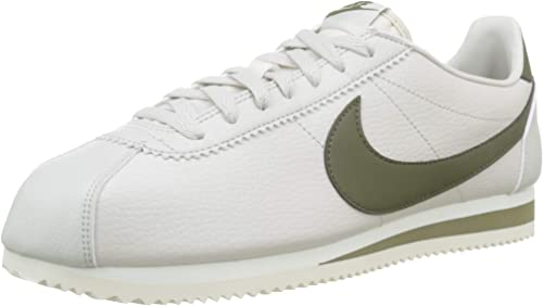 Nike Classic Cortez Leather, Chaussures de Fitness Homme