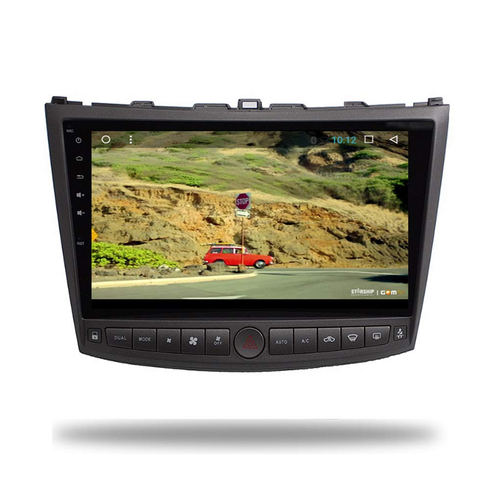 Android 7 1 Car Radio GPS Navi Player for Lexus IS250 IS200