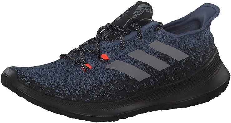 Zapatilla Running Adidas SENSEBOUNCE Denim: Amazon.es: Zapatos y ...