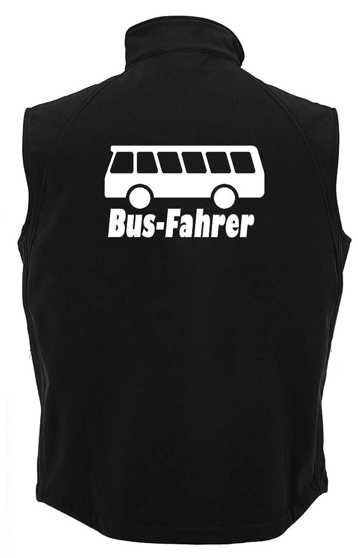 Fahrer Weste   Busfahrer     Omnibus   Schulbus   Reisebus   Fernbus B07JFC51HQ Westen Lass unsere Waren in die Welt gehen 8bf285