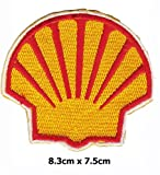 Shell Challenge Team Motorsport Ralley Car Motorbike Logo Vest Jacket cap Hoodie Backpack Patch Iron On/sew on patch