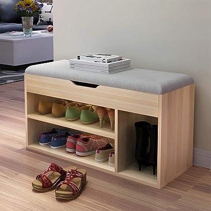 Amazon com: Adagod Cubeicals 3-Cube Storage Bench Sofa Bench