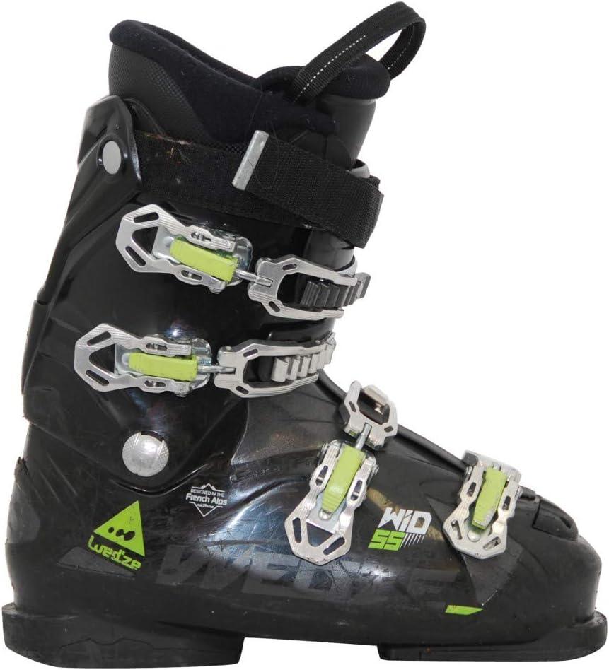 Chaussure Ski Occasion wedze wid 55 Noir Vert