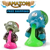 Slime Zombie, zombie gluant vomissant, bon appétit! zombie jouet, objet, figurine